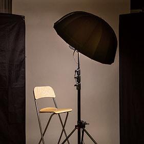 werkwijze portretfotograaf lichtopstelling