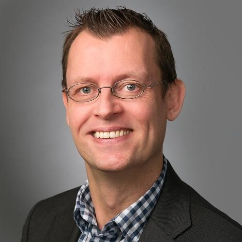 corporate portret man amsterdam